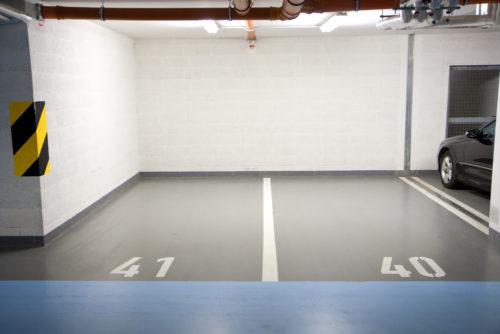Nouveauté : des places de parking XL, pour vos voitures XL !
