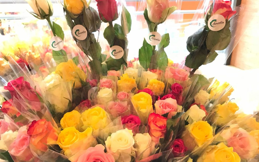 De bellesroses pour la fête des Mères !