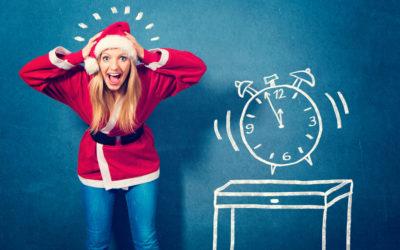 Période de fêtes : horaires du centre