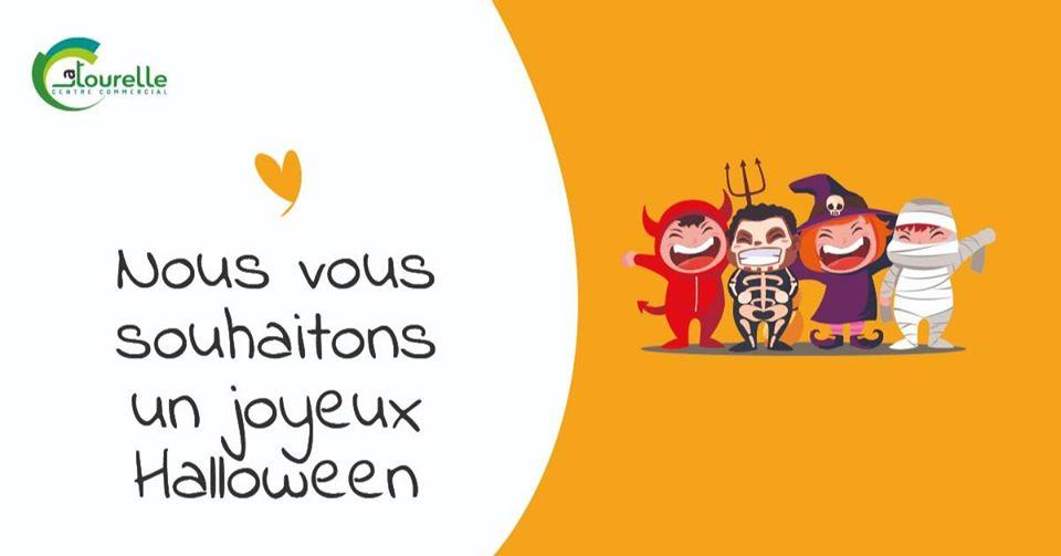Joyeux Halloween! 🎃