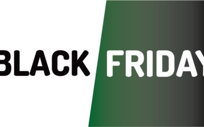 Vendredi… c'est Black Friday! 🛍️