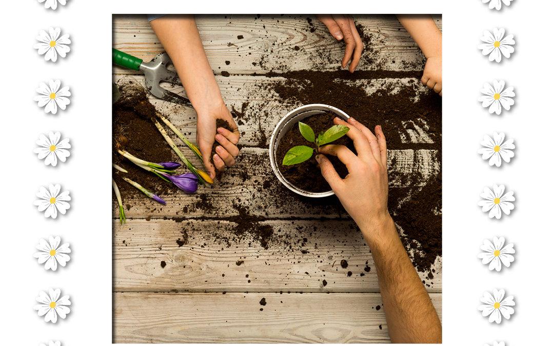 Atelier Jardinage pour les enfants!